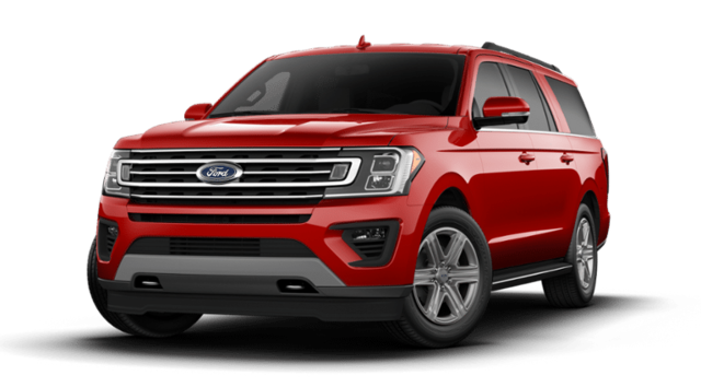 2019 Ford Expedition Max XLT SUV Gasoline 4WD